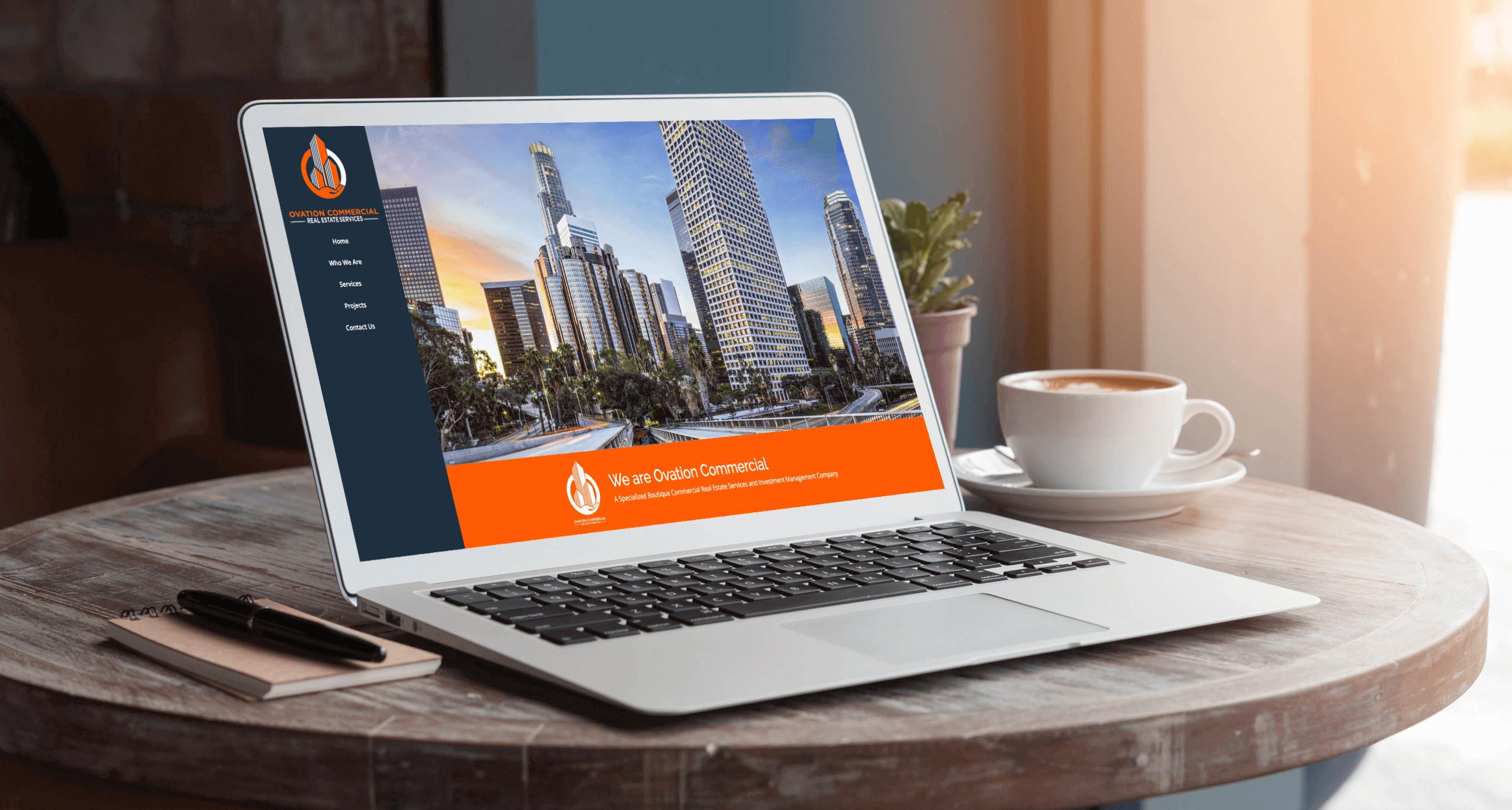 Ovation-Commercial-Real-Estate-Website