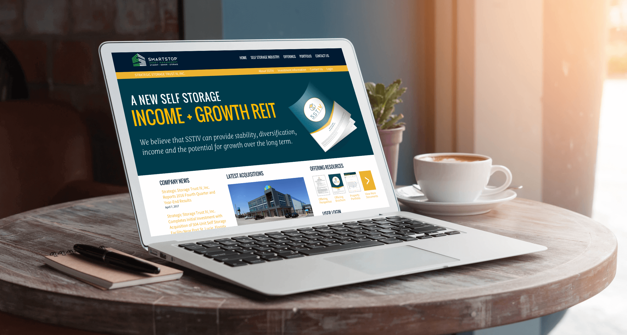 Strategic-REIT-Website-Design-REIT-and-1031-Exchange-Real-Estate-Investment-Trust-Home