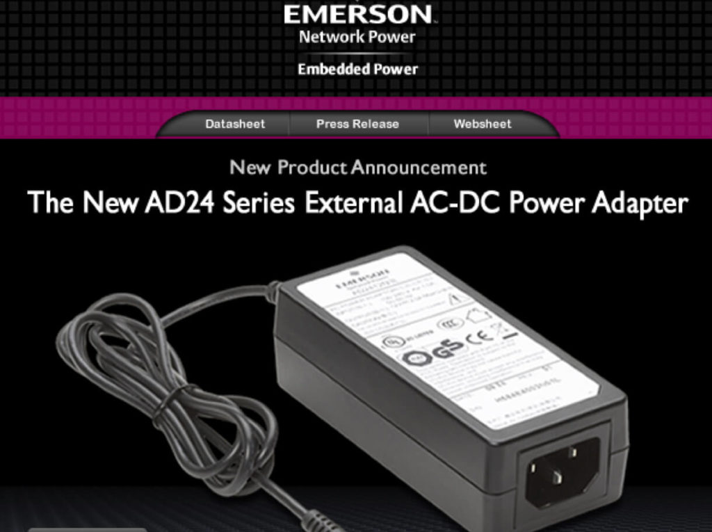 Emerson-email-Power-supply